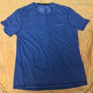 Men's lululemon v-neck shirt